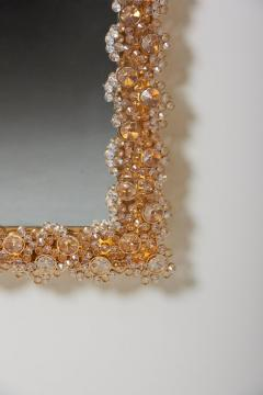 Palwa Outstanding Square Illuminated Palwa Crystal Glass Mirror Model S100W - 1127048