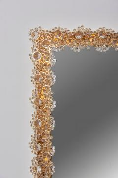 Palwa Outstanding Square Illuminated Palwa Crystal Glass Mirror Model S100W - 1127052