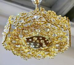 Palwa Palwa mid century jewel like chandelier - 941239