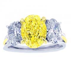 Pampillonia Canary diamond ring - 1018361