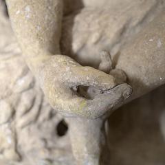 Pan Satyr Mythological Garden Stone Figure - 137557