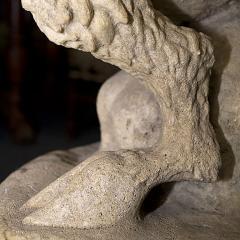 Pan Satyr Mythological Garden Stone Figure - 137558