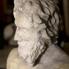 Pan Satyr Mythological Garden Stone Figure - 137559