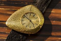 Patek Philippe Co 1960s Gilbert Albert Prototype Asymmeterical Wristwatch - 867515
