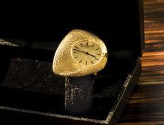 Patek Philippe Co 1960s Gilbert Albert Prototype Asymmeterical Wristwatch - 867517