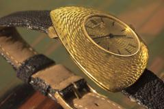 Patek Philippe Co 1960s Gilbert Albert Prototype Asymmeterical Wristwatch - 867518