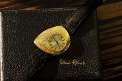 Patek Philippe Co 1960s Gilbert Albert Prototype Asymmeterical Wristwatch - 867520