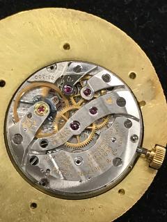 Patek Philippe Co 1960s Patek Philippe Gilbert Albert Prototype Assymeterical Wristwatch - 867537