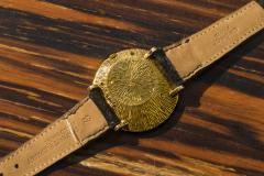 Patek Philippe Co 1960s Patek Philippe Gilbert Albert Prototype Assymeterical Wristwatch - 867538