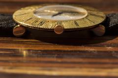 Patek Philippe Co 1960s Patek Philippe Gilbert Albert Prototype Assymeterical Wristwatch - 867539