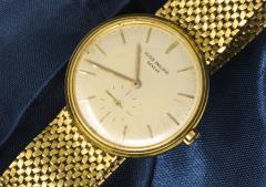 Patek Philippe Co Mint1960s Patek Philippe Reference 3425 Automatic Mens Wristwatch - 434825