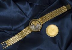 Patek Philippe Co Mint1960s Patek Philippe Reference 3425 Automatic Mens Wristwatch - 434827