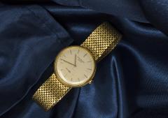 Patek Philippe Co Mint1960s Patek Philippe Reference 3425 Automatic Mens Wristwatch - 434829