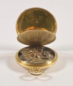 Patek Philippe Co Patek Philippe 18 Karat Yellow Gold Open Face Pocket Watch circa 1920 - 963633