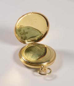 Patek Philippe Co Patek Philippe 18 Karat Yellow Gold Open Face Pocket Watch circa 1920 - 963637