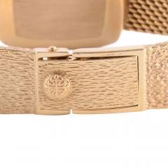 Patek Philippe Co Patek Philippe Ladies Blue Dial 18K Wrist Watch - 2074793