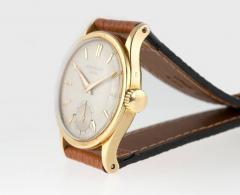 Patek Philippe Co Patek Philippe Yellow Gold Calatrava Wristwatch Ref 96 Circa 1940 - 181440