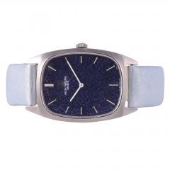 Patek Philippe Co Rare Patek Philippe 18 Karat White Gold Ladies Wrist Watch - 1960541