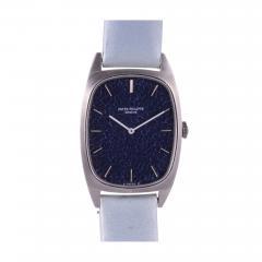 Patek Philippe Co Rare Patek Philippe 18 Karat White Gold Ladies Wrist Watch - 1960555
