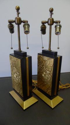 Paul Marra Design Art Deco Style Modern Table Lamp by Paul Marra - 1264547