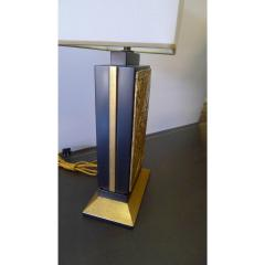 Paul Marra Design Art Deco Style Modern Table Lamp by Paul Marra - 1264548