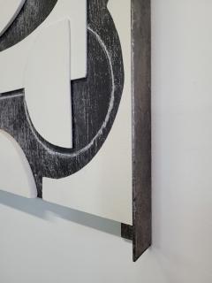 Paul Marra Design Art Panel Modernist Frieze - 1938176