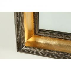 Paul Marra Design Cove Mirror in Gold Ceruse by Paul Marra - 1306583