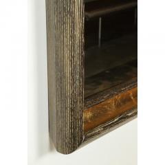 Paul Marra Design Cove Mirror in Gold Ceruse by Paul Marra - 1306587