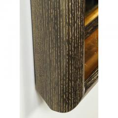 Paul Marra Design Cove Mirror in Gold Ceruse by Paul Marra - 1306589