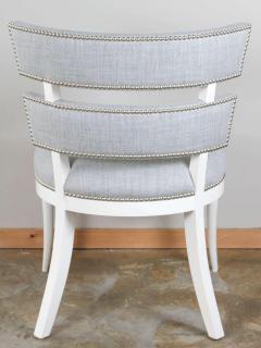 Paul Marra Design Klismos Style Chair - 1341977