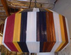 Paul Marra Design Large String Pendant Light - 1542458
