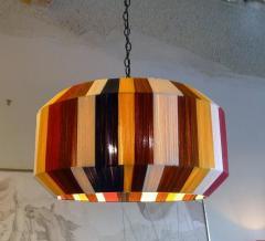 Paul Marra Design Large String Pendant Light - 1542465