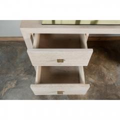 Paul Marra Design Modern Desk in Bleached Oak by Paul Marra - 1306284