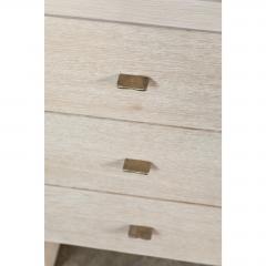 Paul Marra Design Modern Desk in Bleached Oak by Paul Marra - 1306286