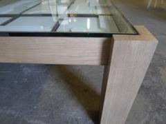 Paul Marra Design Modernist Frieze Cocktail Table by Paul Marra - 1264529