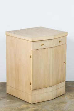 Paul Marra Design Pinnacle Nightstand in Bleached Douglas Fir - 1341603