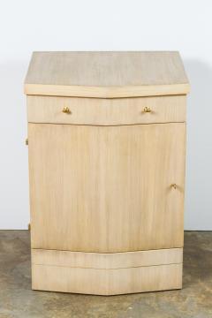 Paul Marra Design Pinnacle Nightstand in Bleached Douglas Fir - 1341604