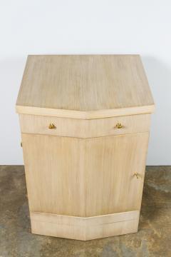 Paul Marra Design Pinnacle Nightstand in Bleached Douglas Fir - 1341605