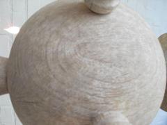 Paul Marra Design Spool Chandelier in Driftwood by Paul Marra - 1276521