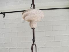 Paul Marra Design Spool Chandelier in Driftwood by Paul Marra - 1276523