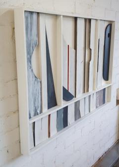 Paul Marra Design Wall Sculpture Modern Frieze - 1337745