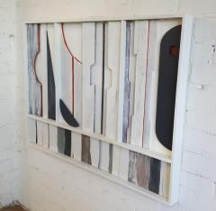 Paul Marra Design Wall Sculpture Modern Frieze - 1337746