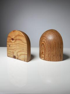 Pedano Pair of Bookends by Pino Pedano - 1526717