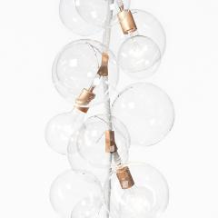 Pelle Bubble Chandelier Tall - 1812149