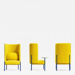 Perezochando Ara Yellow Armchair by PerezOchando - 1333725