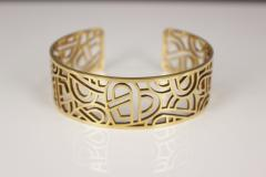Poiray Paris Poiray cuff bracelet - 60568