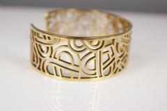 Poiray Paris Poiray cuff bracelet - 60569