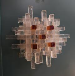 Poliarte A pair of Murano sconces by Poliarte Italy 70 - 984103