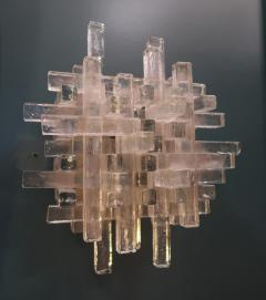 Poliarte A pair of Murano sconces by Poliarte Italy 70 - 984107