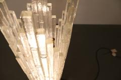 Poliarte Glass Floor Lamp by Poliarte Italy 1960 - 1192066